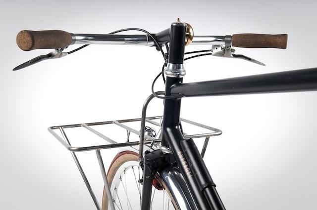 Hufnagel, progetto di una bici porteur
