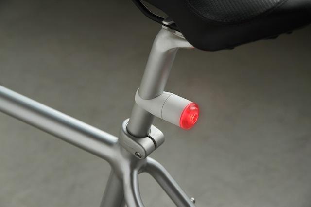 iFlash One, illuminazione e design per la bici