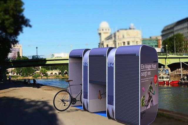 The S.W.O.P. bicycle box