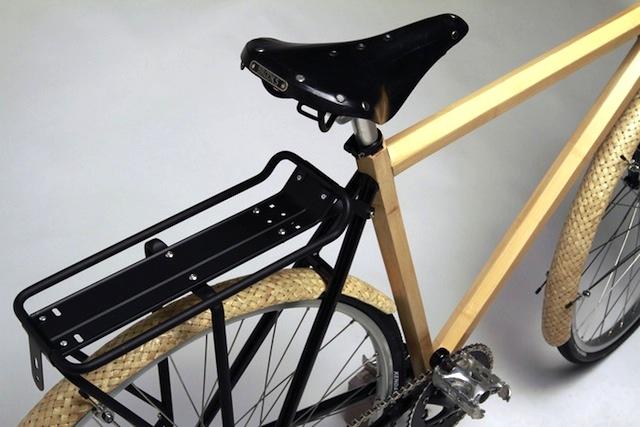 Semester Bicycles. Bamboo + carbonio per una bici sostenibile.