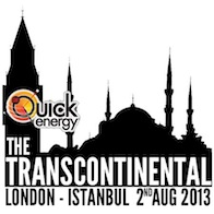 The Transcontinental Race 2013. From London to Istanbul