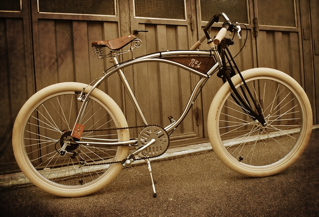 White Coffee Nr.1, by Rebel Concept Cycles