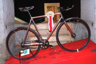"Le bici ""Ciclostili"" del BFF Firenze"