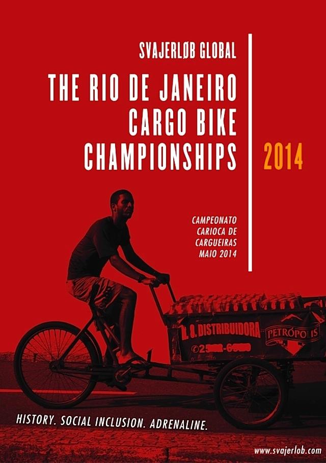The Rio De Janeiro Cargo Bike Championships 2014