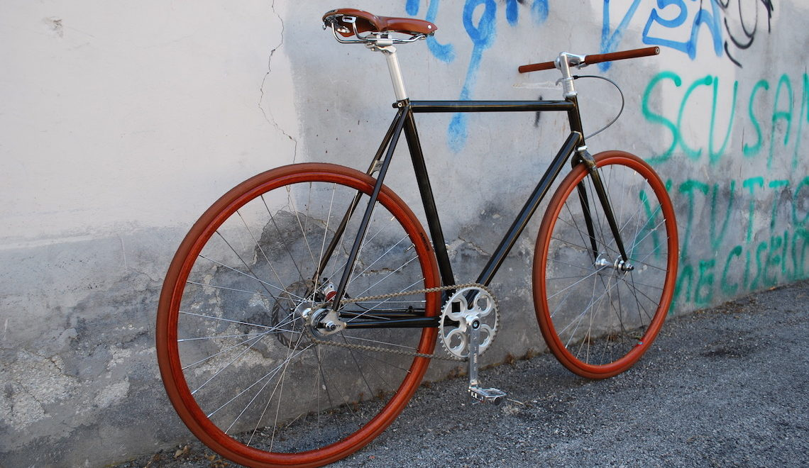 12F1 Single speed al top by ucycles