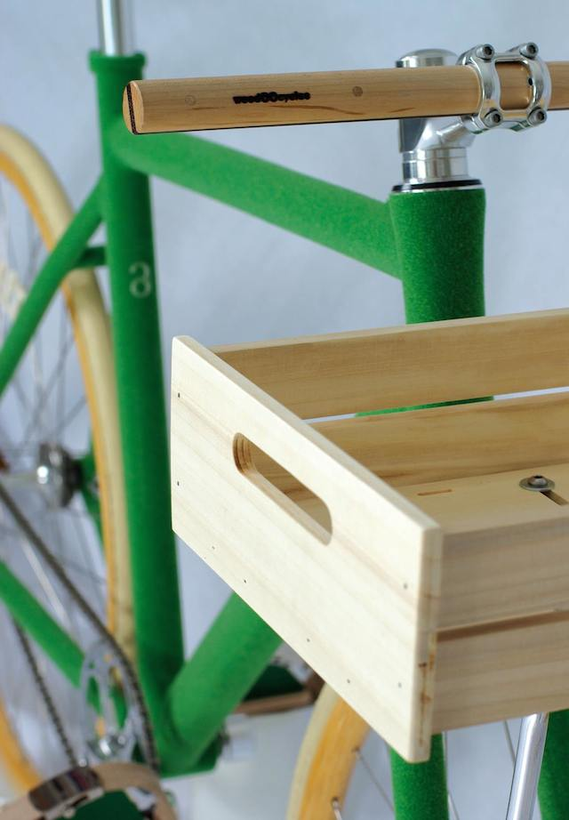 Super Green Bike by Swabdesign