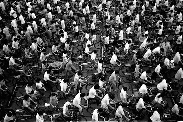 La Cina e le Biciclette, by Wang Wenlan