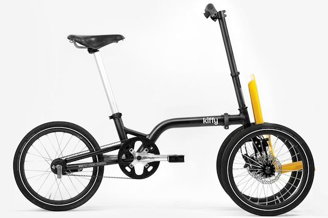 Kiffy Il Nuovo Triciclo Urbano Multiuso Urbancyclingit