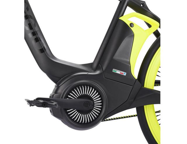 Piaggio Electric Bike Project