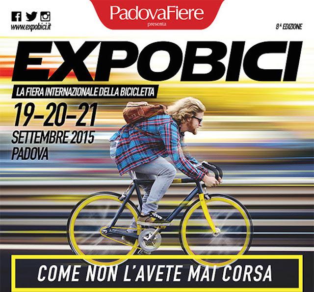 Tutto nuovo ad ExpoBici Padova 2015