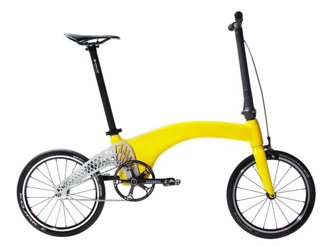 Bicicletta Leggera Pieghevole.Hummingbird La Bici Pieghevole Piu Leggera Al Mondo