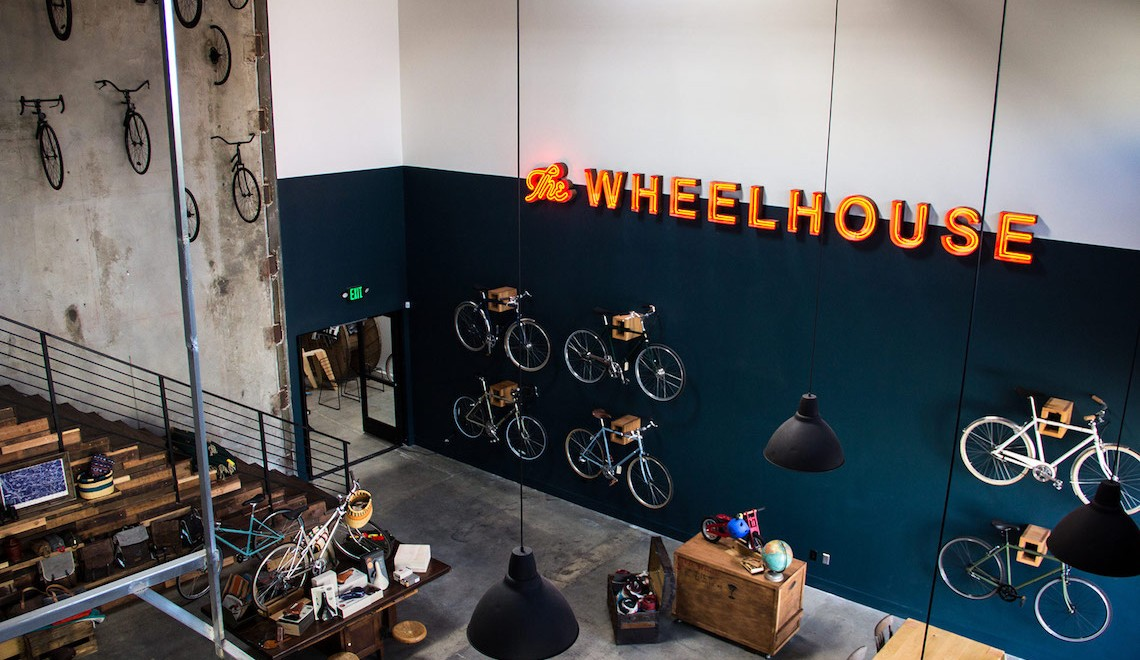 Cool Bike Shops. The Wheelhouse Los Angeles