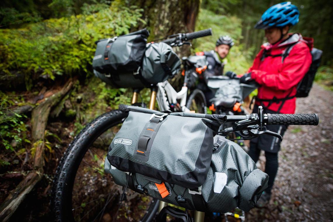 stile limitato 2019 autentico goditi il prezzo più basso Ortlieb Bikepacking. Le nuove borse impermeabili ...