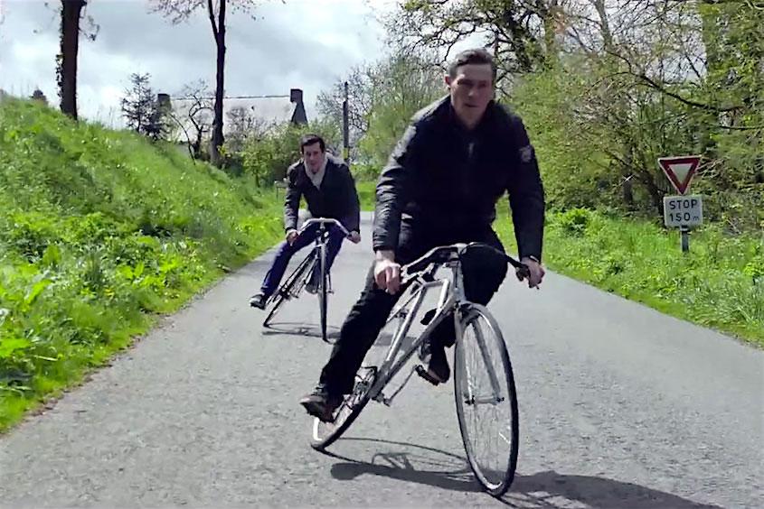 Trocadero Fixie La Bicicletta Disarticolata Urbancyclingit
