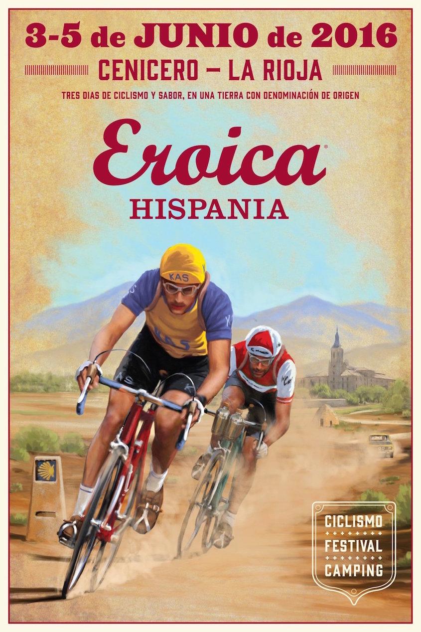 Eroica Hispania 2016