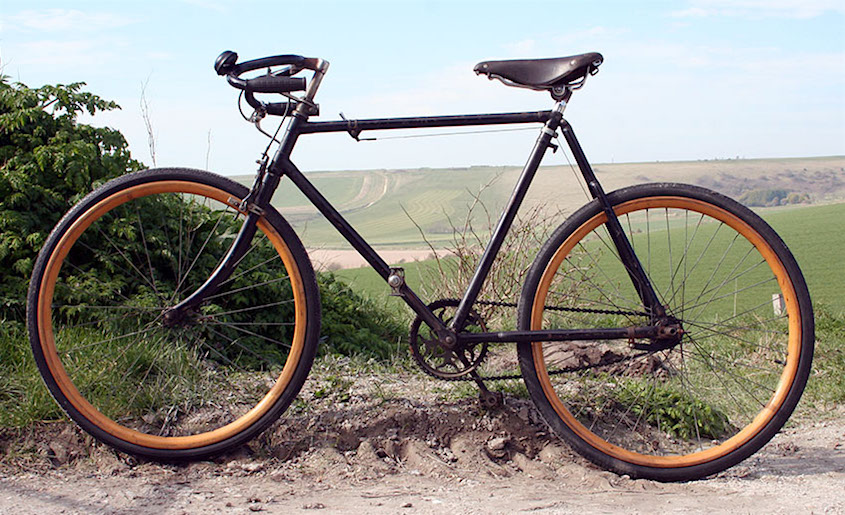 Humber 3-Speed Path Racer 1932