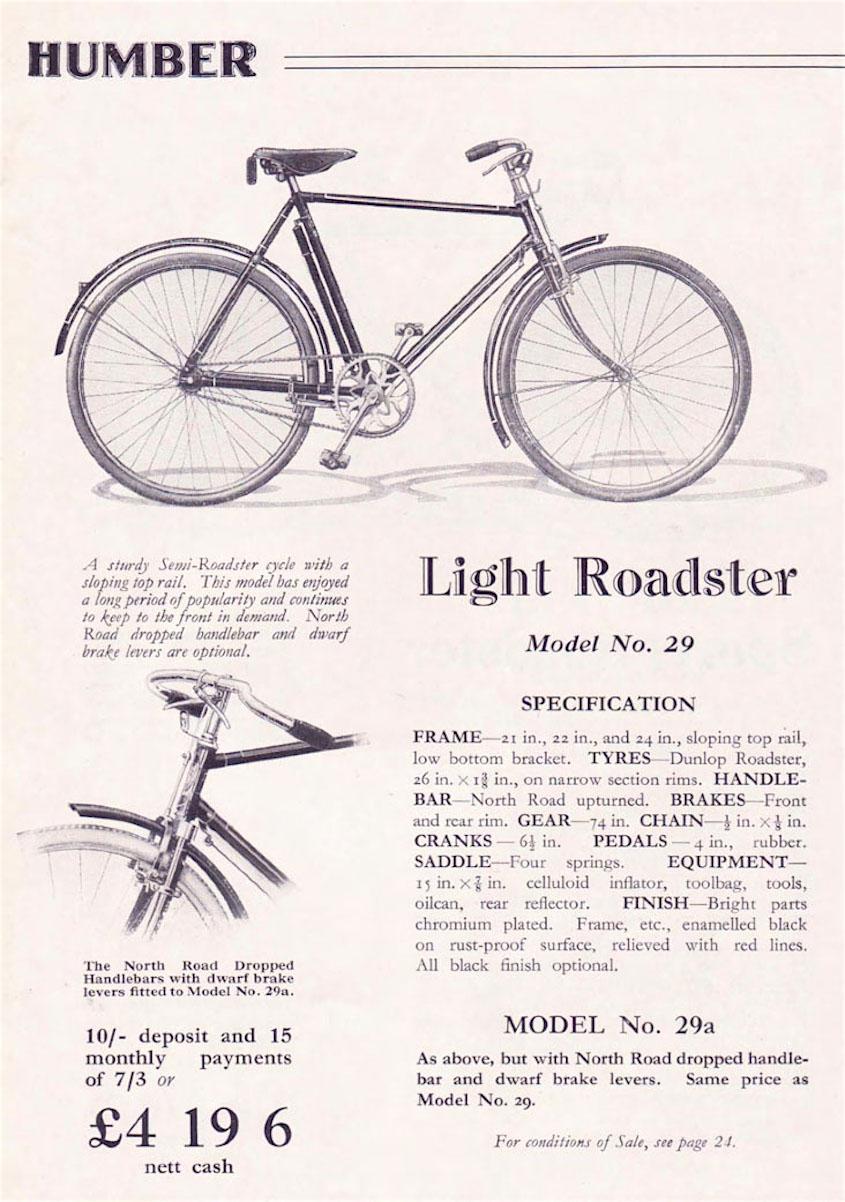 Humber 3-Speed Path Racer 1932_oldbike_eu