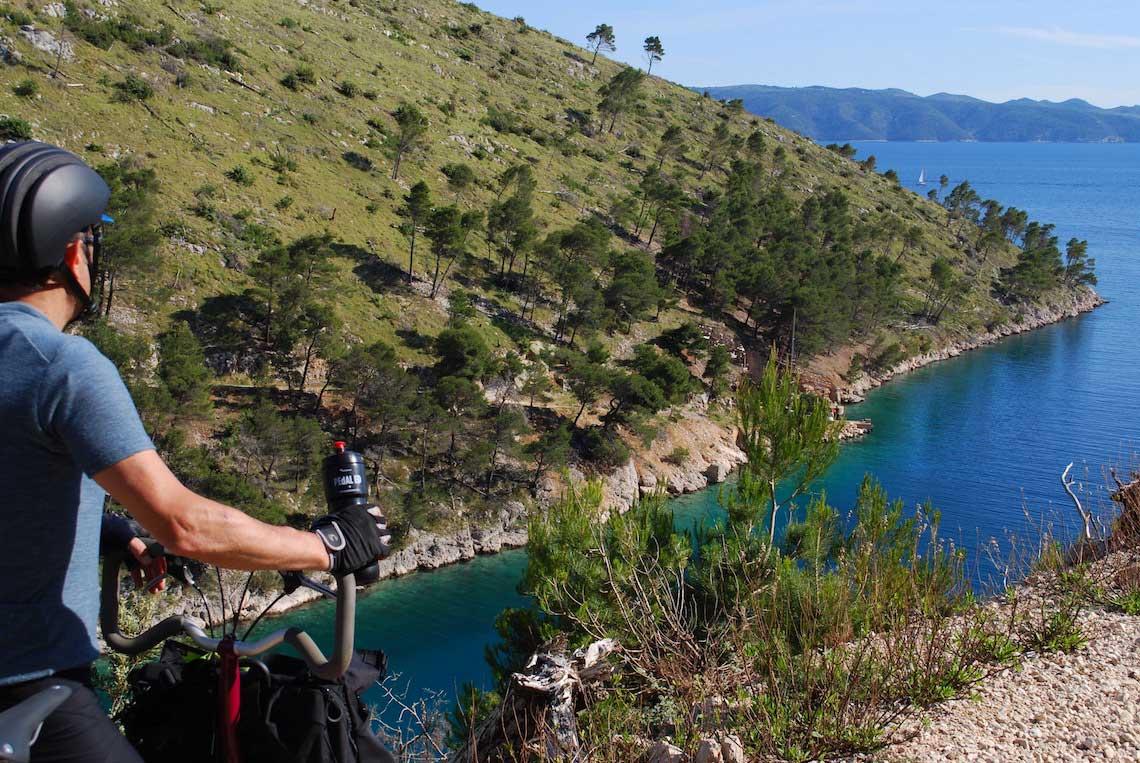 Bike&Boat Brompton. Croazia test tour
