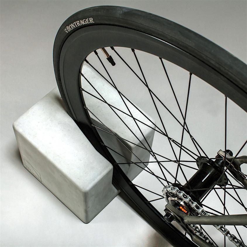 BikeBlock porta bici_ urbanature_urbancycling