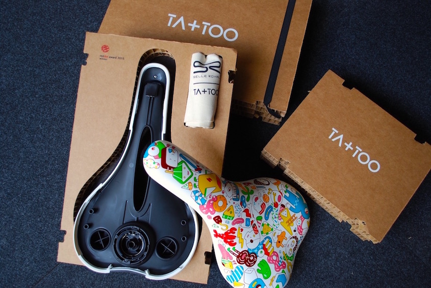 TA+TOO Travel Collection_Selle Royal_urbancycling