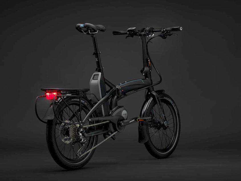 Bici Pieghevole Tern.Tern Elektron La Bici Pieghevole Con Motore Bosch