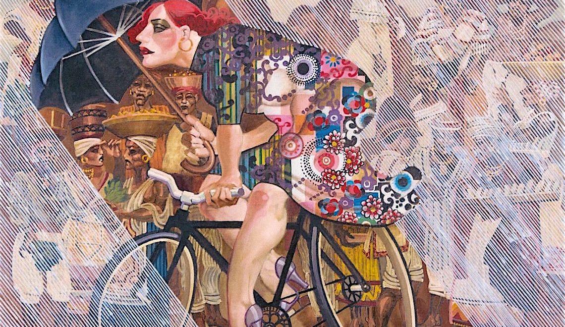Juarez Machado pittore_urbancycling