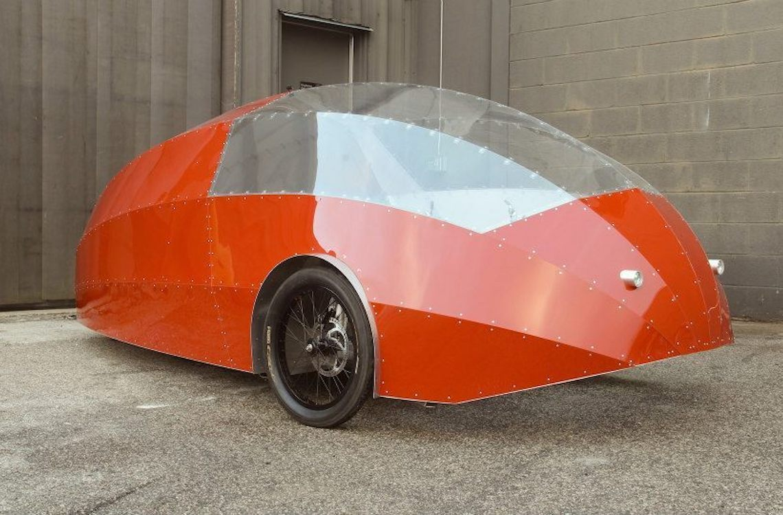 Zeppelin By The Future People Recumbent Elettrica Urbancyclingit