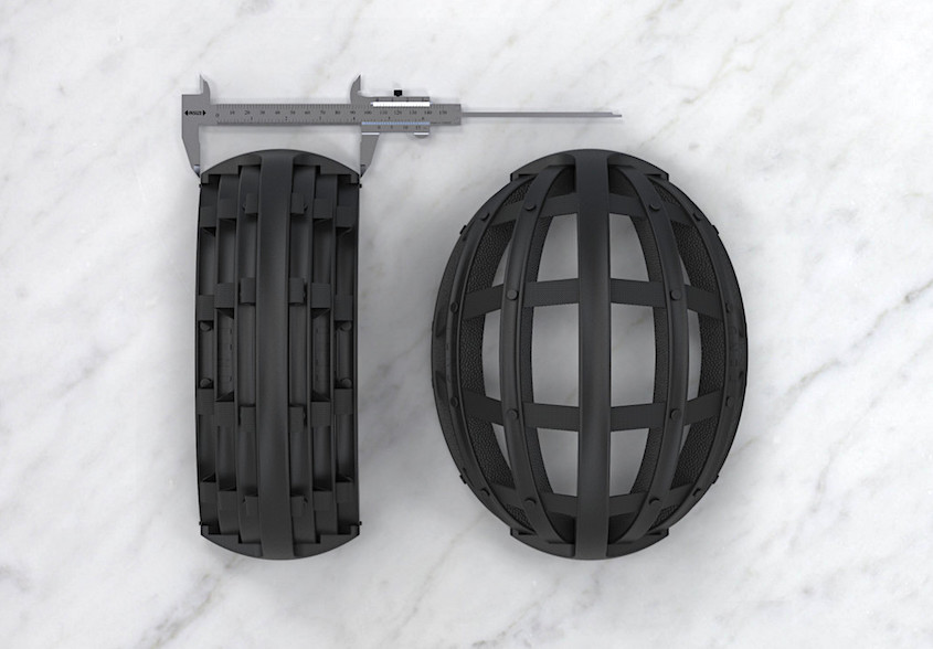 FEND foldable helmet_urbancycling_1