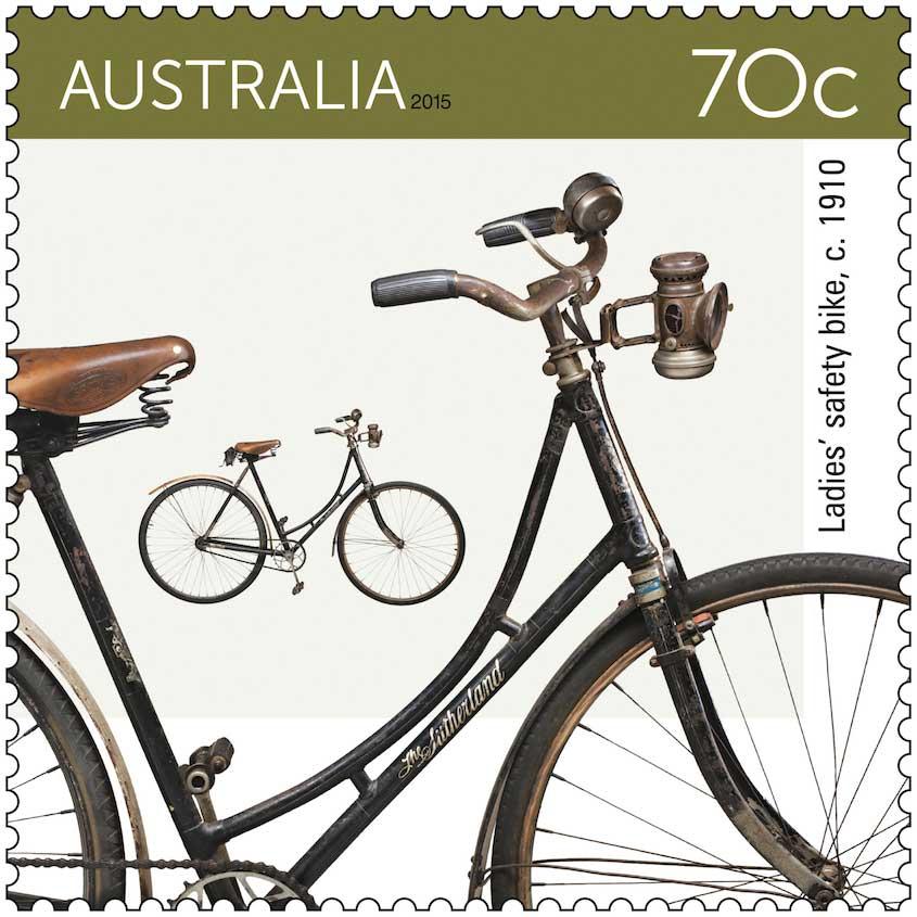 Poste Australiane francobolli biciclette_urbancycling_2