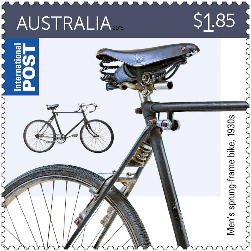 Poste Australiane francobolli biciclette_urbancycling_3