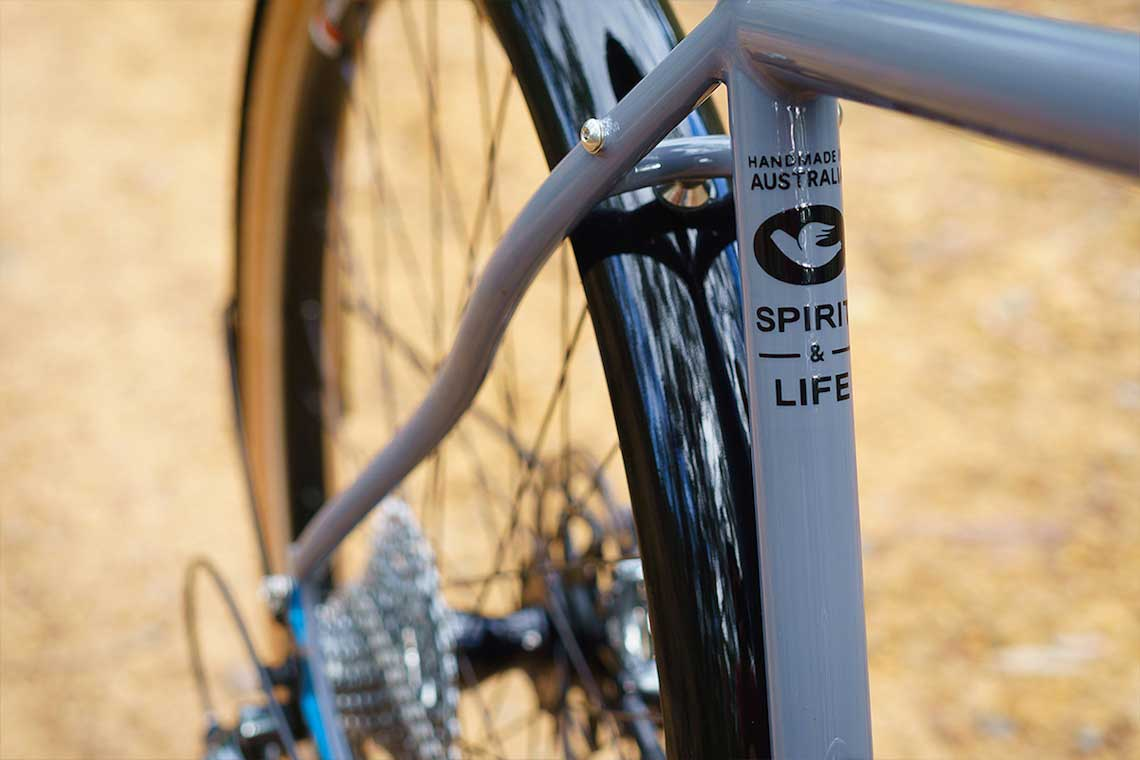 Lou's 650B Tourer by Prova Cycles Australia
