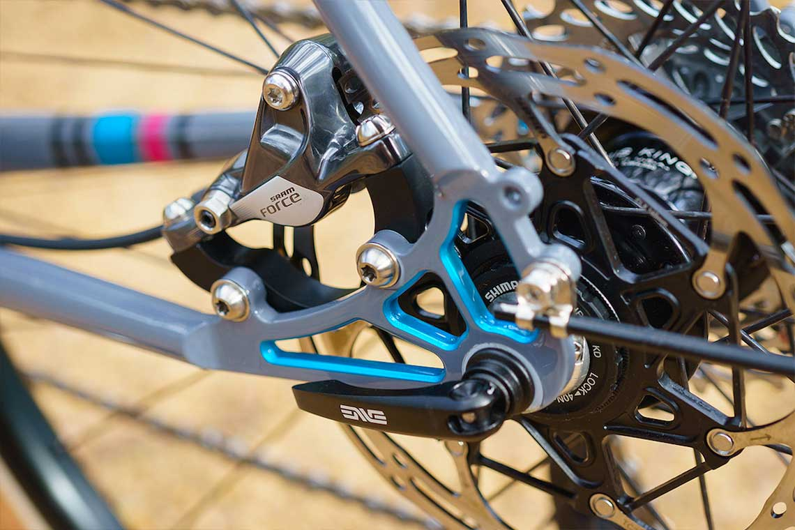 Lou's 650B Tourer by Prova Cycles Australia