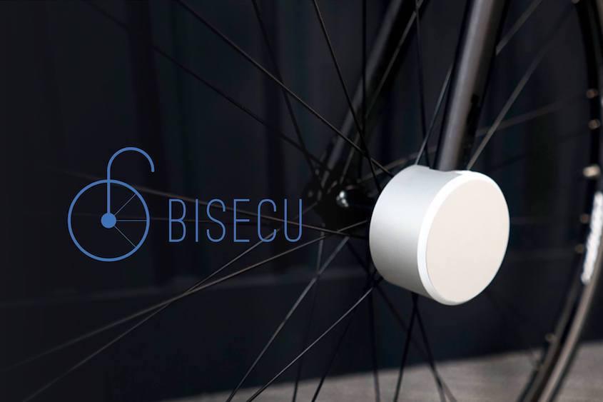 Bisecu Smart bike lock_urbancycling_1