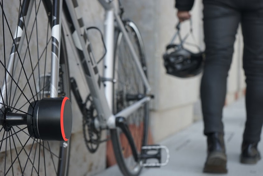 Bisecu Smart bike lock_urbancycling_4
