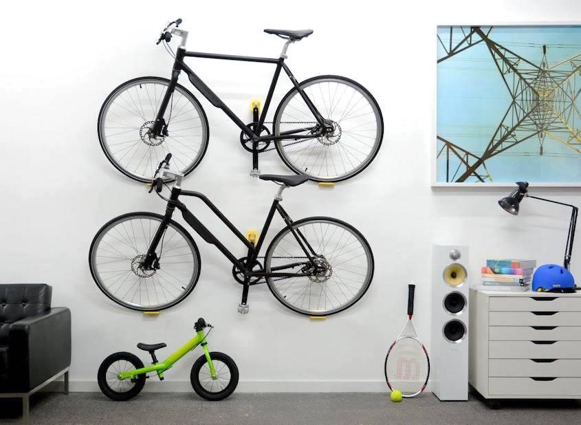 Cycloc Hero Il Gancio Quot Smart Quot Per Appendere Le Bici