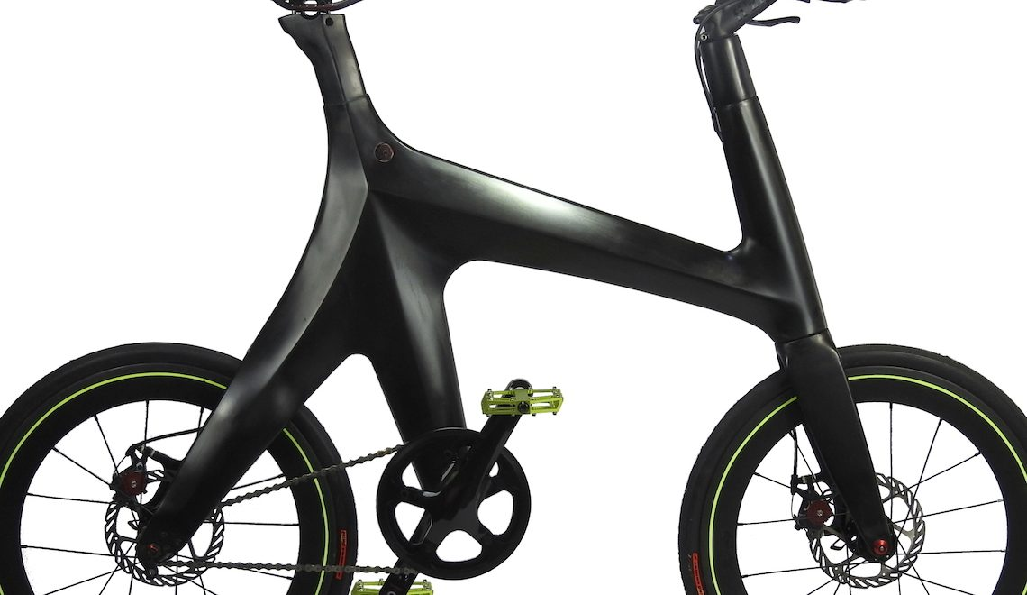 Minimal Bike carbon_urbancycling_E
