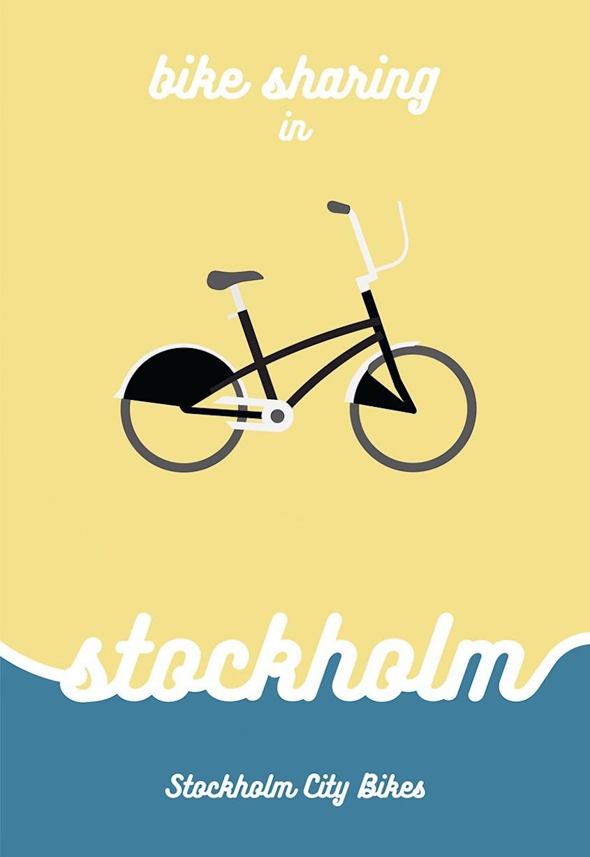 Bike Sharing illustrations_urbancycling_8