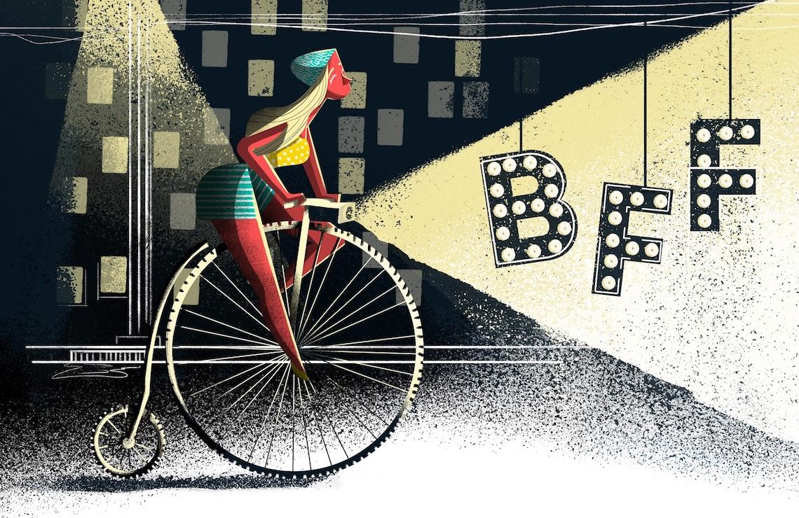 Guillo Castellanos Illustrazioni_Bike_Mèxico_urbancycling_1