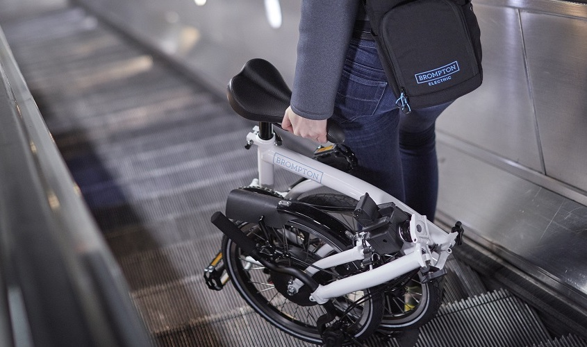 Brompton Electric bike_urbancycling_5
