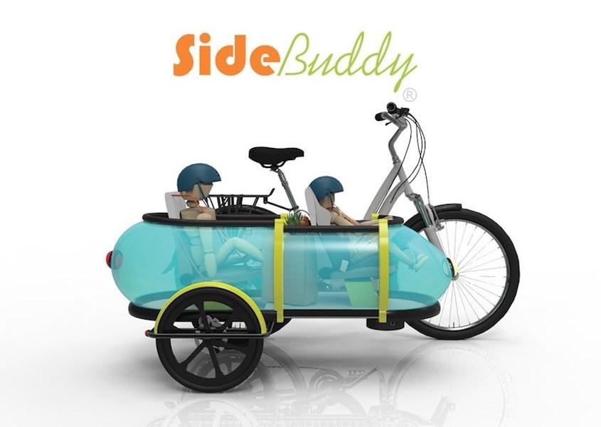 SideBuddy Cargo_Trailer_urbancycling_1