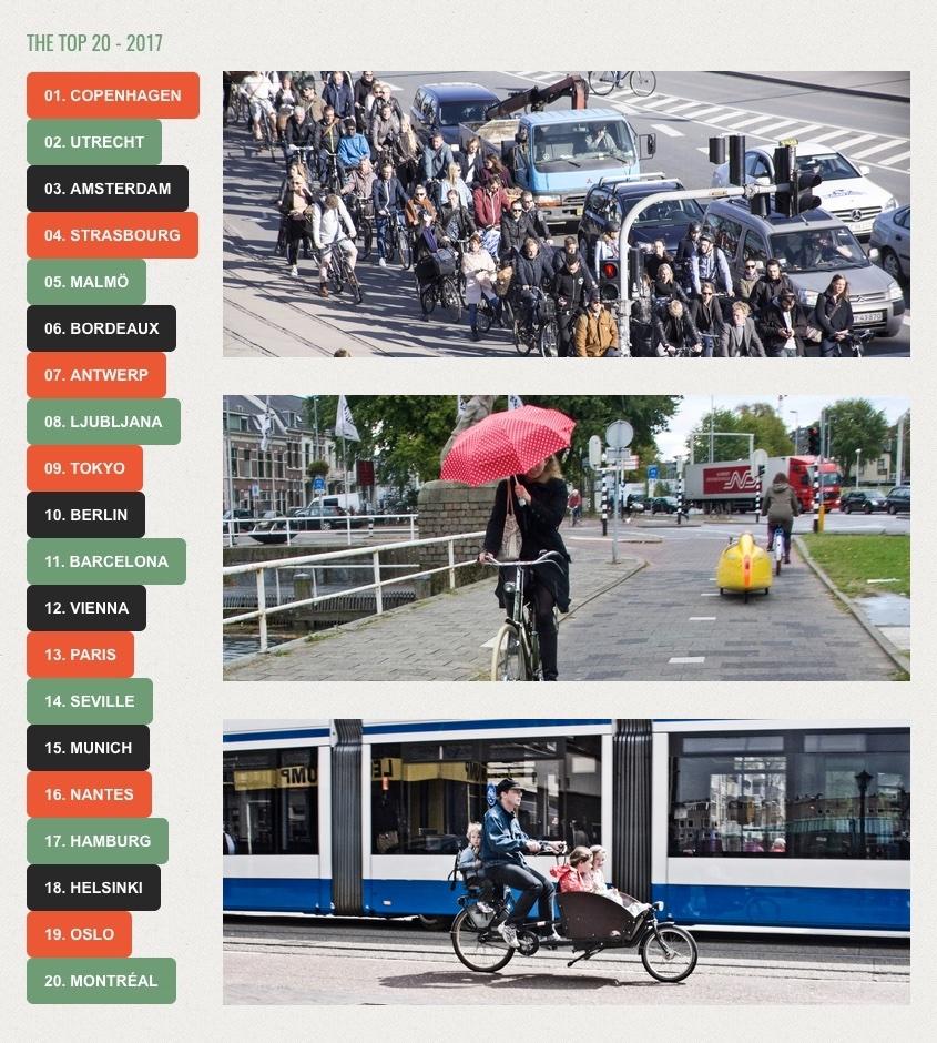 Bicycle Friendly Cities Index 2017_Copenhagenize_5