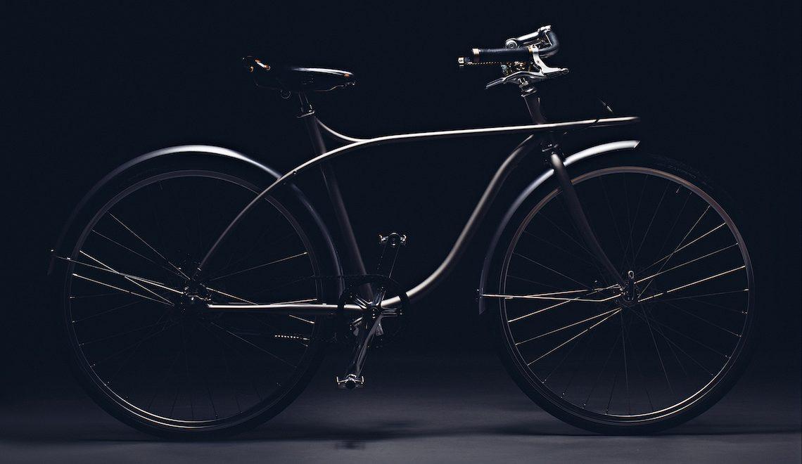 YEE. La bici urbana by Gochic per Kopus design