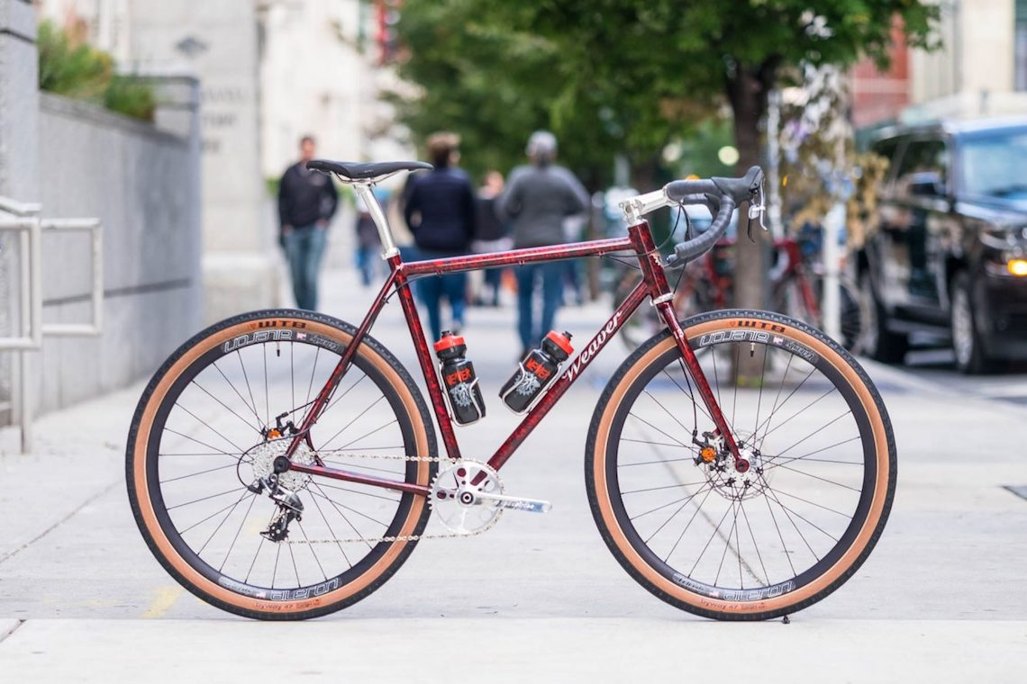 Weaver Cycle Works Jersey Devil Gravel Bike_theradavist_1