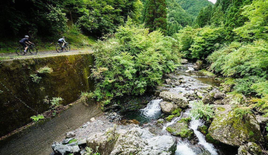 "Mt Tsurugi ""Super Forest Road"". Giappone in gravel bike_E"