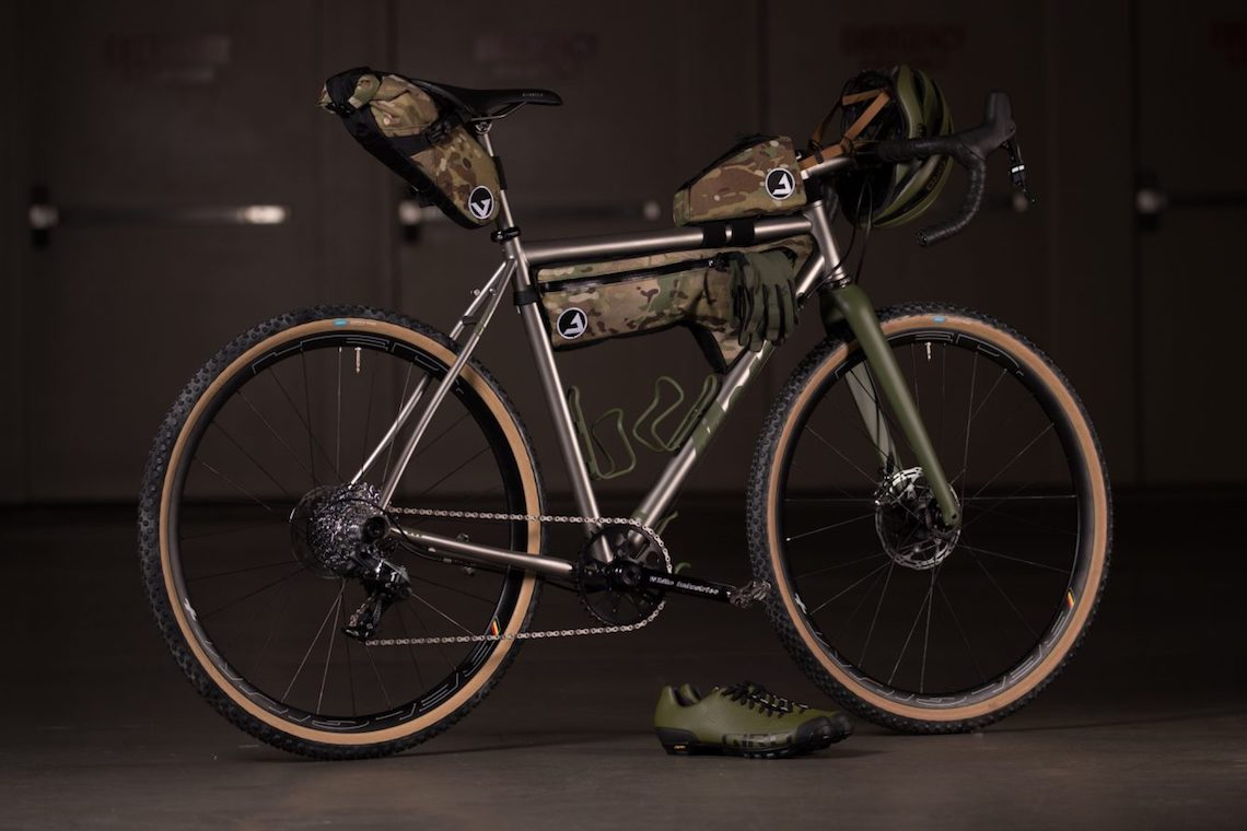 NAHBS 2018 Mosaic Cycles OD GT-2 with JPacks Bags_11