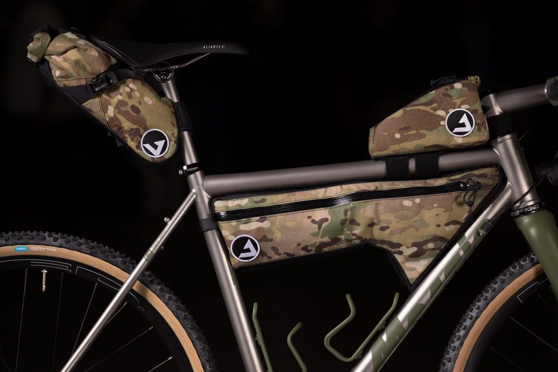 NAHBS 2018 Mosaic Cycles OD GT-2 with JPacks Bags_5