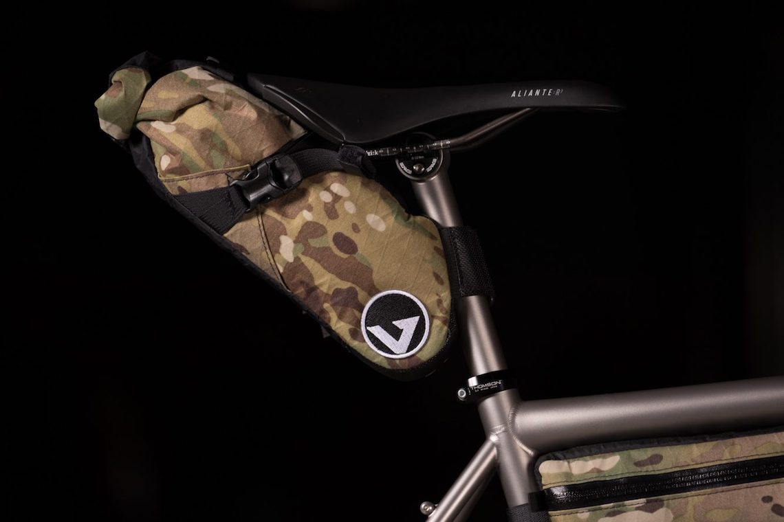 NAHBS 2018 Mosaic Cycles OD GT-2 with JPacks Bags_7