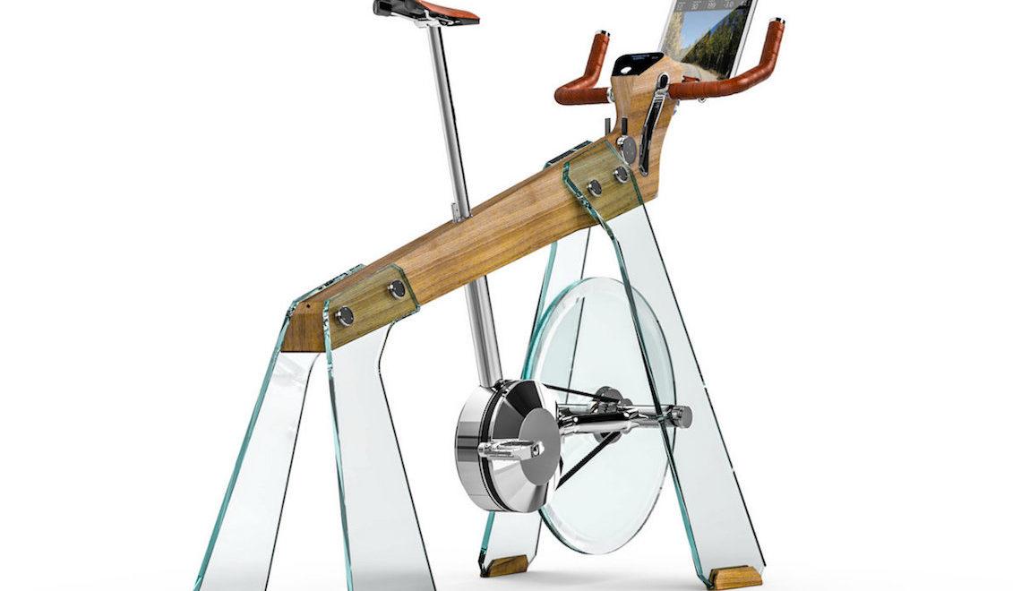 Fuoripista, la bici da allenamento by Adriano Design per Elite
