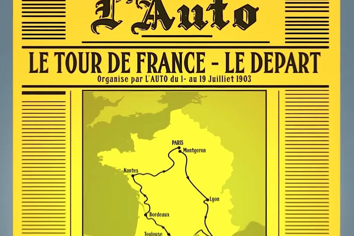 The Tour De France Explained in Animation_InfobytesTV.1