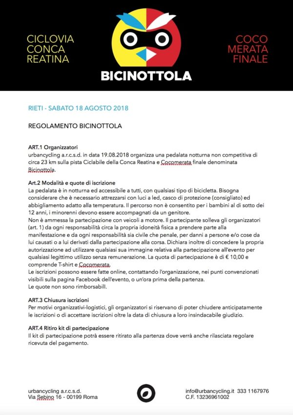 urbancycling_Bicinottola_2018_regolamento_1